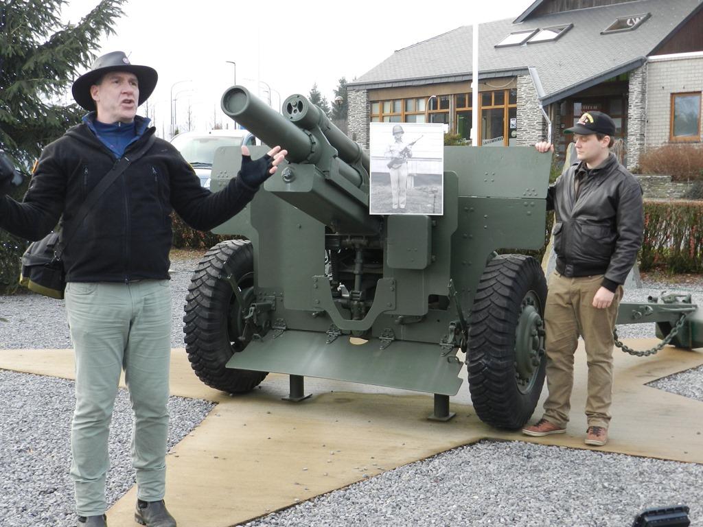 Gatens' gun